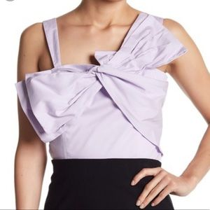free press Tops - nwot free press lilac bow top